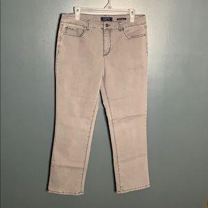 Charter Club Lexington Straight Jeans